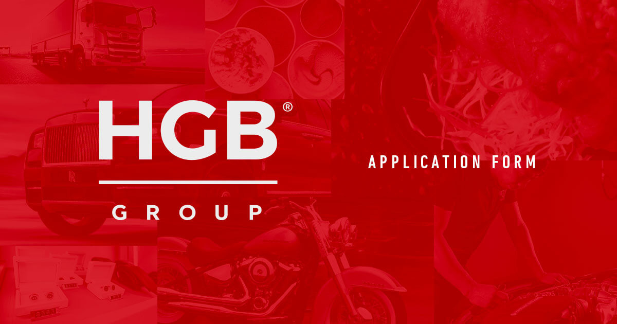 All Career Opportunities at HGB Group™
